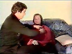 ranskalainen vanha rasva mummon