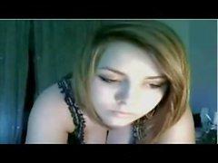 How girls strips on Skype