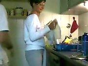 Appartamento la moglie si fa scopare cottura
