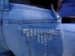 Bottoms Jeans-Shorts cameltoes Kollektion