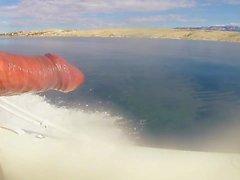 gallo de gira sobre y bajo el agua 50 minutos