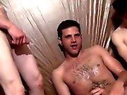 Горячий геем сцену Моча любящий Welsey и мальчики