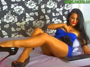 super hot brunette chatting with you 1 .wmv