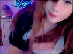 deux girl webcam pour