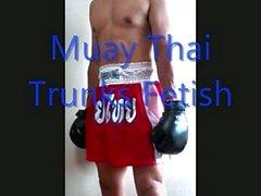 Muay Thai sandıklar Fetiş
