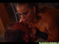 Rita fucks her horny sex slave