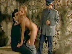 Çift penetrasyonu Anal Alman Sarışın MILF