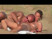 Недоступен VID В французское женщине гребаный на пляжный часть 5