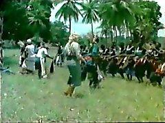 Черный и White Либе в Kenia