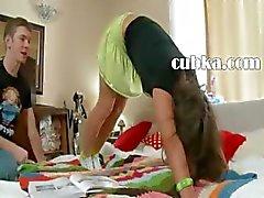 Babysitters tesão profundo Foder
