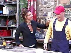 Chef-Dame krijgt op haar Best Working Man