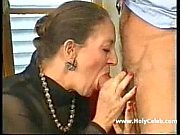 Français-Allemand Granny Anally Fisted