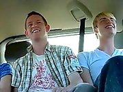 Bu h verdiğimde Gey genç eşcinsel erkekler İskoçya adamım Jason sürpriz gets