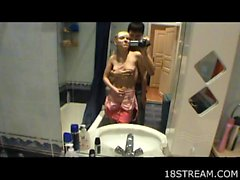 Obscene Toiletten Sex Teens