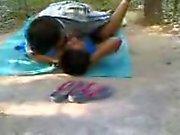 Desi indian randi fucked outdoor