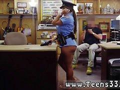Audrey Audrey bitoni Ms Polis Memuru Kahrolası aleti büyük alır
