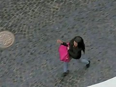 BitchesAbroad - Brunette Schlampe Alexa Tomas hüpft auf und ab auf harten Schwanz