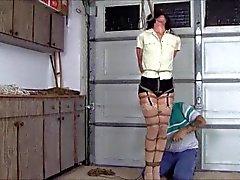 very tight bondage