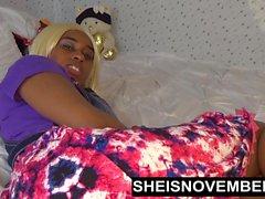 Step Schwester Black Ebony Young Freak Riding Step Bruder Sex