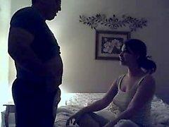 immagine Uomo grasso arriva pompino rapida dal bella donna