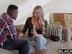 BLACKED Samantha Saint Коды с BBC