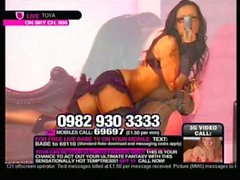 Toya On Babestation Nightshow #5, Part 1