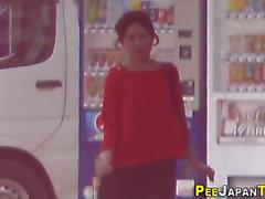 Japani-ikäinen teini hos kusta