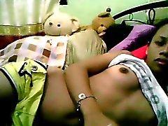Adolescente filippina mostri il suo corpo Part tre