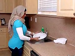 Mother e hija Arab Conjunto De Tres