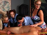 Blondes Pee and Squirt Like Crazy