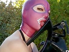 Latex Lucy the British Dominatrix 1 Best Of - Scene 1