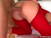 Horny Teens Maya and Ivana swap anal Rides And Cum