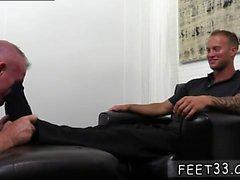Hunks and twinks erotic gay porn Dev Worships Jason James' M