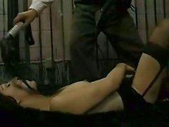 Sex Fetish a la jaula