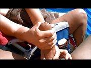 großen Schwanz beach mit riesigen handjob Cumshot 15. Spurts