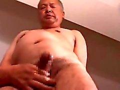 Japanilaisten kypsä mies