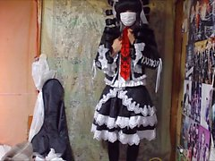 Japonya cosplay cross dresse123