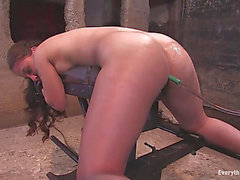 Anal Auditions Devi Lynne Our majority rock hard expulsion ever