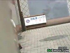 Japanisches Schul Höschen
