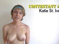 Katie St. Ive-Fuck faces