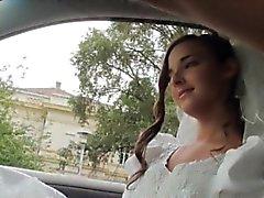 Amirah Adara von ihrem Verlobten fallengelassen und die durch Fremder gefickt