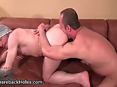 Hardcore porra bareback gay e galo part2
