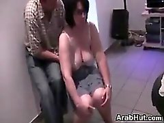 Любительский арабская женщина облапанная и Fucked