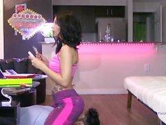 Alexis yoga facesitting - enjoy :)