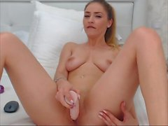 Teen Student Chat POV Tight Euro Babe Fisting P1