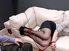 BDSM sexo en analland con puta follada increíblemente