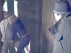 Weich Guantánamo Pornografie - Blonde Yankee Stelle ballbusts arabischer Menschen
