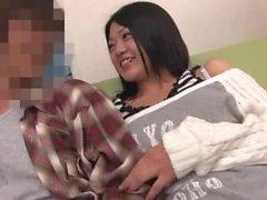 Kareshi auf Kanojo kein Manko aßen VOL Quiz eins Zenpen - Scene 1