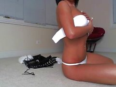 A Nikki Sims desnuda hasta el momento video