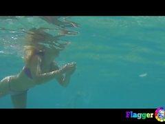 FlaggerWorld Incredible Esel Beach